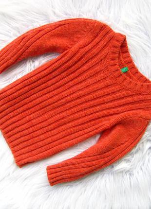 Стильная кофта свитер benetton