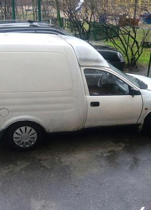 Opel Combo.Газ/Бензин
