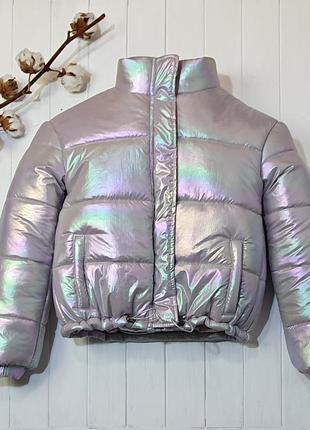 Укороченная демисезонная куртка, куртка женская укороченная