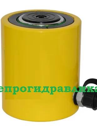 Домкрат гидравлический ДГ 100 тонн ход штока 50 мм