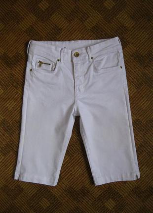 Джинсовые шорты h&m.