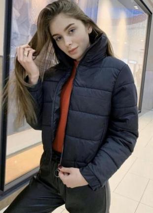 Куртка короткая демисезон