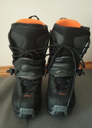 Сноубордические ботинки hammer