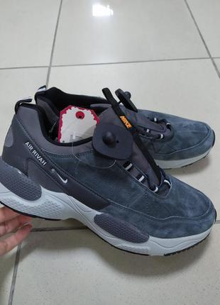 Мужские кроссовки nike rivah