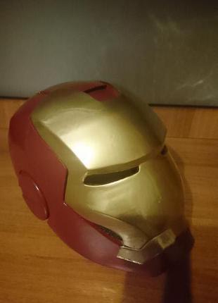 Шлем маска железного человека Iron Man