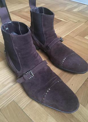 Мужские ботинки cesare paciotti (оригинал)