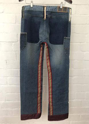 Мужские креативные дизайнерские джинсы hacienda publix's ориги...