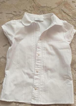 Блузка на девочку