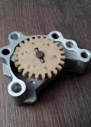 Масляный насос (маслонасос, шестерня) на мотоцикл питбайк yx-140