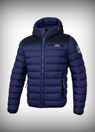 Теплая зимняя куртка  PIT BULL WEST COAST - Aspen оригинал, бренд
