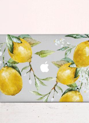 Пластиковый чехол с принтом на MacBook Air 11 (A1465)
