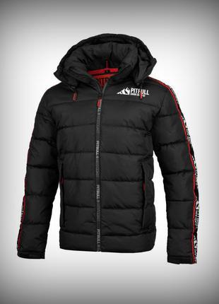 Теплая стеганая зимняя куртка Pitbull West Coast Airway оригинал!