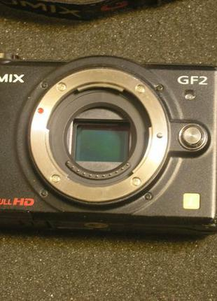 Panasonic Lumix DMC-GF2 (системная микро 4/3)