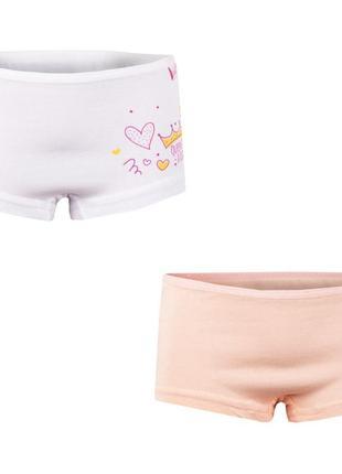 Трусы шорты для девочки