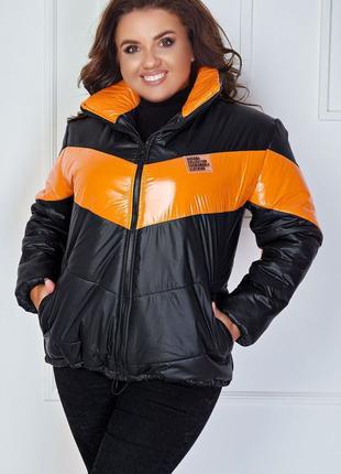 Куртка moncler, большого размера