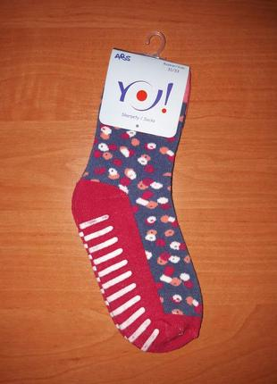 Детские носочки антискользяцие