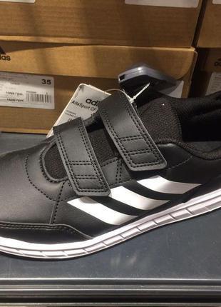 Детские кроссовки adidas altasport cf k d96829