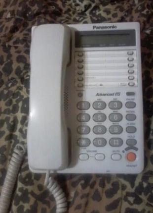 Телефон Panasonic KX-TS2365RU White