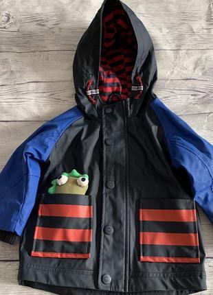 Ветровка , куртка 9-12 месяцев