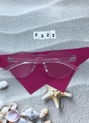 Имиджевые очки без оправы к. 2322