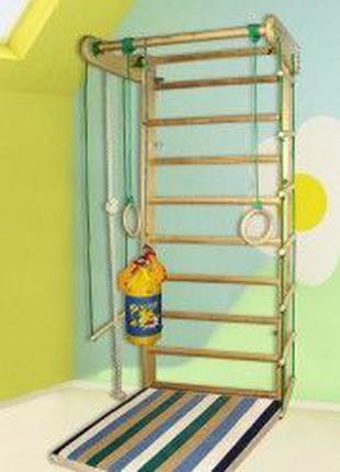 Бесплатно доставка шведские стенки детский уголок спортивный к...