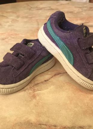 🌿 детские кроссовки 𝐏𝐔𝐌𝐀