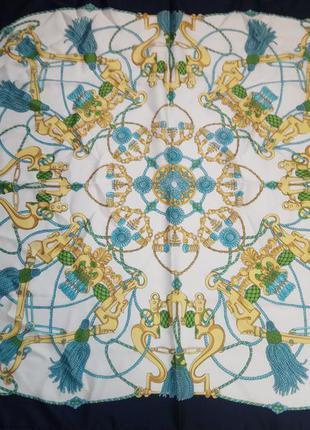 Итальянский платок под шелк