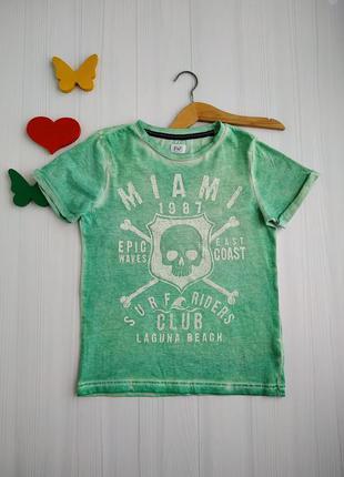 6-7 лет футболка f&f