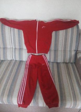 Супер костюм спортивный    флисовый