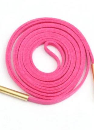 Чокер шнурок розовый 2685-13