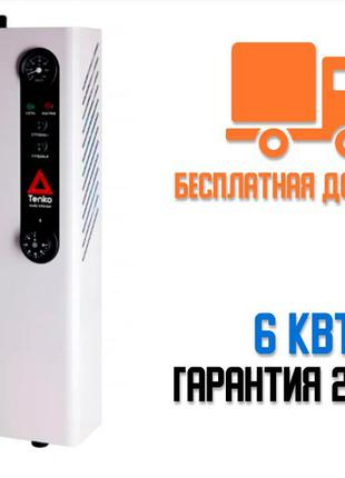 Электрокотел Tenko (Украина) 3/4.5/6/9/12/15 кВт