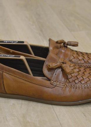 Next мужские кожаные мокасины туфли оригинал англия