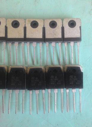 BUTW92 NPN 500_250V 60_70A 180W замена TE2549.