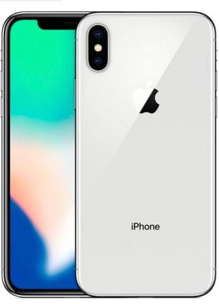 Apple iPhone X 64Gb Silve