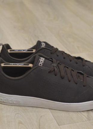 Adidas neo мужские кроссовки оригинал коричневые