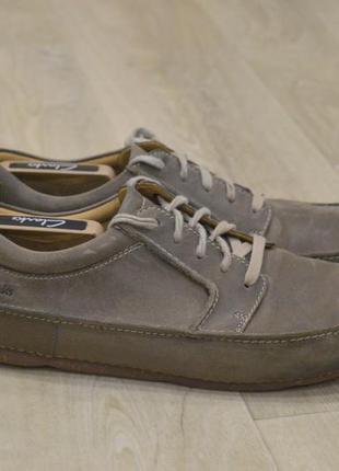 Clarks мужские кожаные туфли оригинал