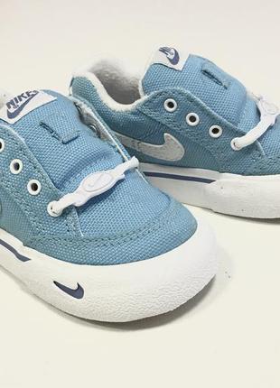 Обувь для новорождённых nike