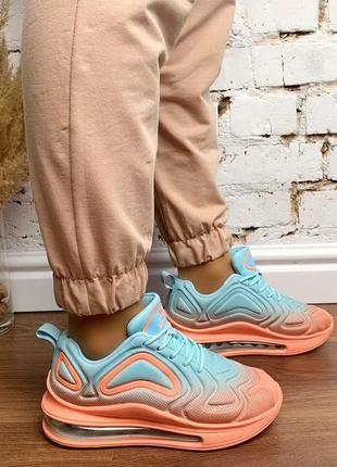 Женские стильные кроссовки air max 720 ! 36-41 ! супер цена !