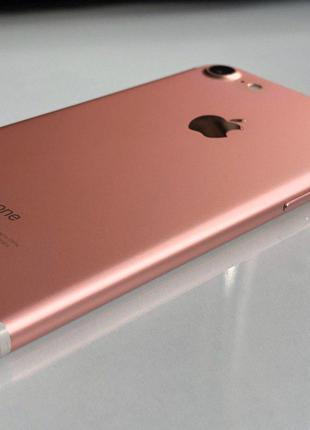 iPhone  7, 32GB, Rose Gold, Neverlock