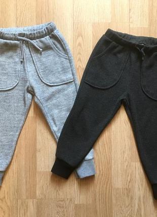 Фирменные штаны, джоггеры для мальчика zara, набор штанов, р. ...