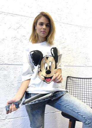 Футболка, женская футболка, летняя футболка