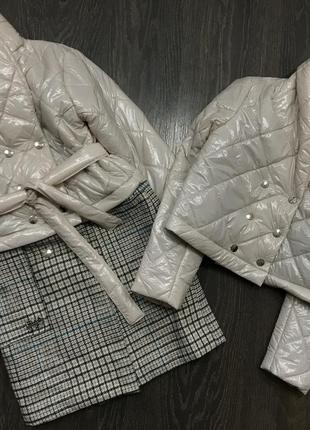 Очень красивое и стильное пальто 2-ка!