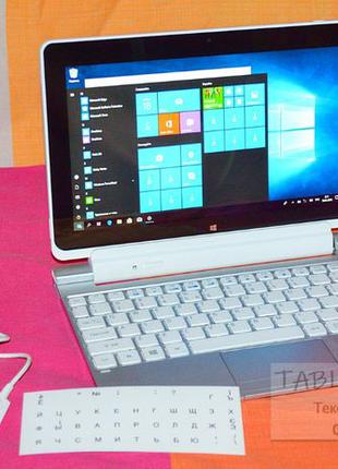 Windows планшет-нетбук 2-в-1 ACER W510! 2 батареи!2\64 Гб! 10 IPS