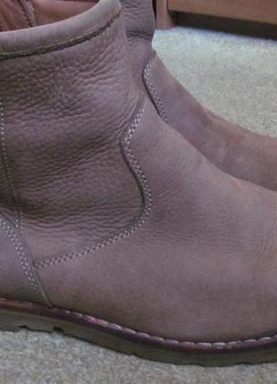 Ботинки timberland р.41.5. оригинал