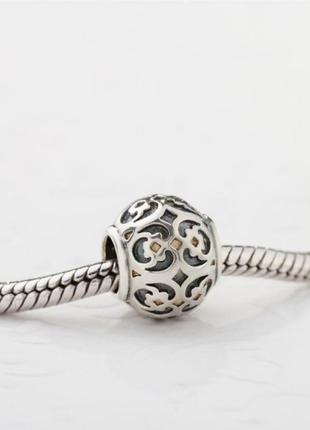 Шарм серебро 925 в стиле пандора  п015