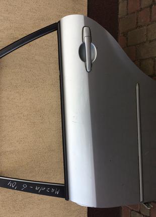 Mazda-6 дверь задняя левая