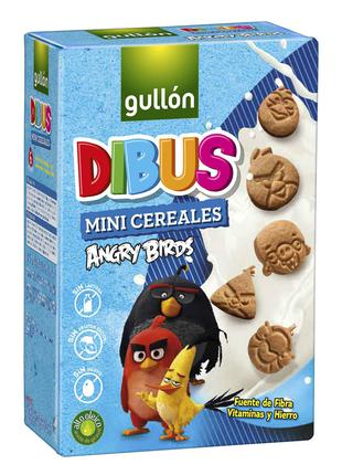 Печенье Gullon Dibus Angry Birds