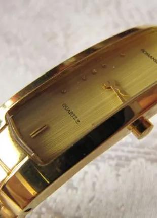 Часы женские ROMANSON Романсон RM 1119L кварцевые, новые