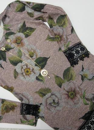 Модное платье, туника для девочки 9-12лет.