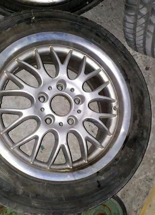 Rondell 0058 диски 120/5 з гумою р16 BMW,
